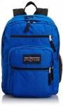 Jansport Big Student School Bag Regal Blue 34 Litre