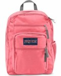 Jansport Big Student School Bag Strawberry Pink 34 Litre