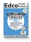 2020 Exam Papers Junior Cert English Ordinary Level Ed Co