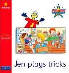 Jen Plays Tricks Starways Reading Scheme Junior Infants CJ Fallon