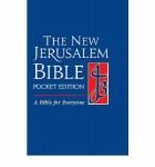 The New Jerusalem Bible Pocket Edition Hard Back Veritas