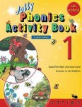 Jolly Phonics Activity Book 1 Print Style