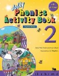 Jolly Phonics Activity Book 2 Print Style