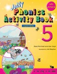 Jolly Phonics Activity Book 5 Print Style