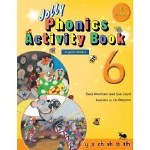 Jolly Phonics Activity Book 6 Print Style