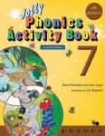 Jolly Phonics Activity Book 7 Print Style