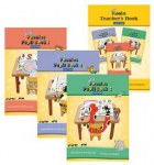 Jolly Phonics Class Set of 90 Pupils books plus one teachers book Precursive Looped Writing