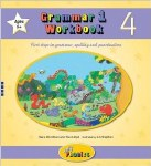 Jolly Grammar 1 Workbook 4 First Steps in Grammar Spelling and Punctuation
