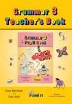 Jolly Phonics Jolly Grammar 3 Teachers Book in Precursive Looped Writing