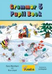 Jolly Grammar Pupils Book 5 in Precursive Looped Writing