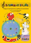 Jolly Phonics Jolly Grammar 20 Songs to teach Grammar Spelling and Punctuation