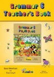 Jolly Phonics Jolly Grammar 6 Teachers Book in Precursive Looped Writing