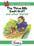 Jolly Phonics Readers Green Level 3 The Three Billy Goats Gruff and Other Stories Paperback