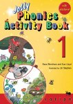 Jolly Phonics Activity Book 1 Precursive Looped Style