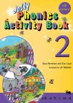 Jolly Phonics Activity Book 2 Precursive Looped Style