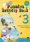 Jolly Phonics Activity Book 3 Precursive Looped Style