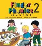 Jolly Phonics Finger Phonics 2