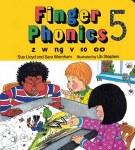Jolly Phonics Finger Phonics 5