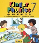 Jolly Phonics Finger Phonics 7