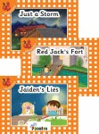 Jolly Phonics Readers Orange Level Set 4