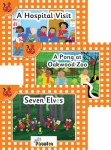 Jolly Phonics Readers Orange Level Set 5