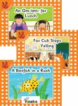Jolly Phonics Readers Orange Level Set 6