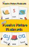 Jolly Phonics Picture Flashcards Set of 60 Double Sided Cards