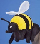 Jolly Phonics Puppet Bee