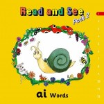 Jolly Phonics Read and See Pack 2 Set of 12 Books