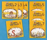 Jolly Phonics Workbooks Set of 1 to 7