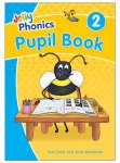 Jolly Phonics Pupils Book 2 Colour Precursive 2020 Edition