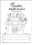 Jolly Phonics Pupils Book 1 Black and White