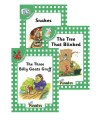 Jolly Phonics Readers Green Level 3 Complete Pack of 18 titles