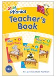 Jolly Phonics Teachers Book Colour in PRINT Letters NEW ED