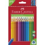 Colouring Pencils Faber Castell Junior Triangular 30 Pack