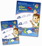 Just Cursive Handwriting Programme Junior Infants Book and Practice Copy Just Rewards