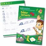 Just Cursive Handwriting Programme Senior Infants Book Only Just Rewards