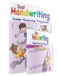 Just Handwriting 1 for 1st Class CURSIVE Educate