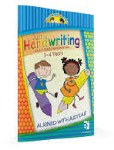 Just Handwriting Early Years Learning Age 3 to 4 Aligned with Aistear Educate