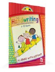 Just Handwriting Early Years Learning Age 4 to 5 Aligned with Aistear Educate