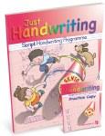 Just Handwriting for Senior Infants SCRIPT Educate