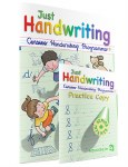 Just Handwriting for Senior Infants CURSIVE Educate