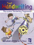 Just Handwriting for Senior Infants PRE-CURSIVE Educate