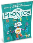 Just Phonics 1st Class Plus Spelling Practice Booklet Educate
