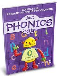 Just Phonics 2nd Class Plus Spelling Practice Booklet Educate