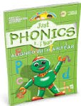 Just Phonics Early Years Age 3 to 5 Aligned with Aistear Educate