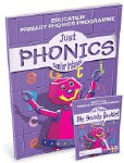 Just Phonics Senior Infants Senior Infants Plus Sounds Practice Booklet Educate