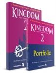 Kingdom 2 Textbook & Portfolio Junior Cert English with free eBook Educate