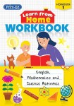 Learn From Home Workbook 1st Class Prim Ed