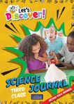 Let's Discover! Third Class Science Journal CJ Fallon